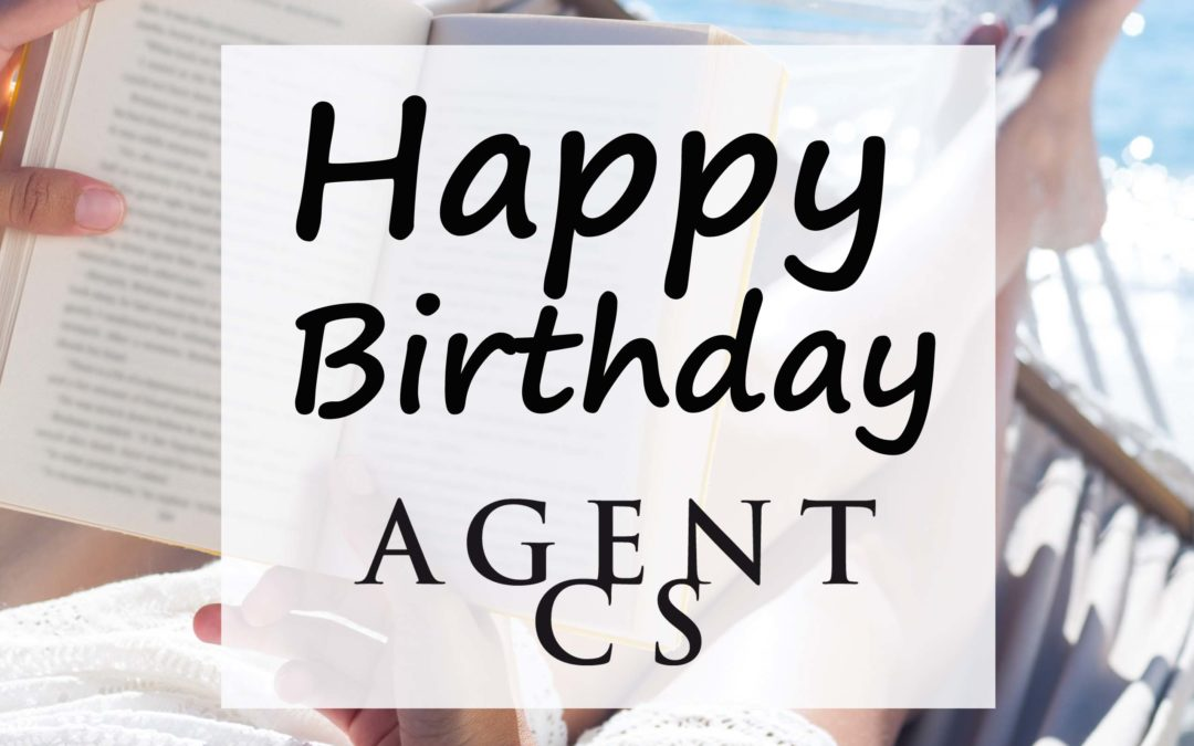 Happy Birthday Agent CS! – Wir verschenken Zeit
